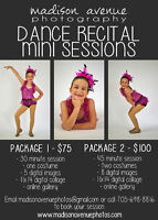 Dance Mini Sessions - Madison Avenue Photography