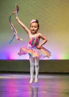 DANCE CLASSES FOR 3 1/2 TO 5 YEAR OLDS