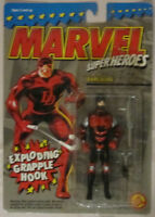 DAREDEVIL w/Exploding Grapple Hook Marvel ToyBiz 1994 MOC