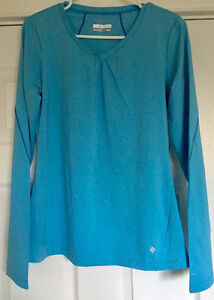 Brand New Women's Columbia Omni-wick Long Sleeve Shirt - Size M