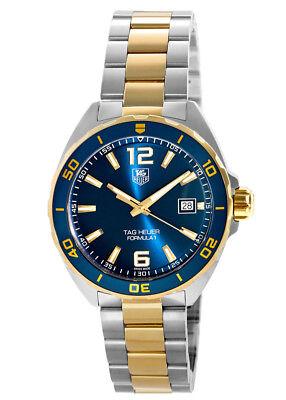New Tag Heuer Formula 1 Quartz Men's Watch WAZ1120.BB0879