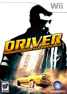 Driver San Francisco Wii - used