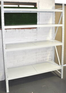HOME WORK 480KG STEEL STORAGE SHELVING RACKING 2Mx2Mx500MM Wetherill Park Fairfield Area Preview