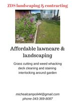 Zds landscaping