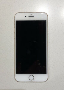 iPhone 6 - 16GB blanc/or