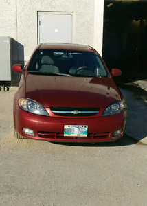 Chevrolet Optra 5 REBUILD NO SAFETY taking offers