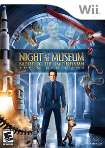 Wii Game: Night at the Museum, Battle of the Smithsonian