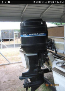Looking for a 90hp + outboard