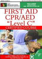 First Aid CPR/AED - Free
