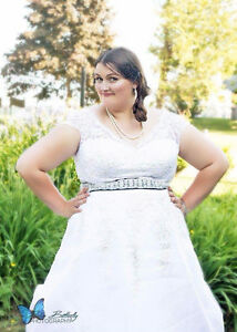 Size 24 Venus Bridal Dress