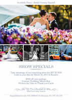 Wedding Photography - Bridal Show Extended Special