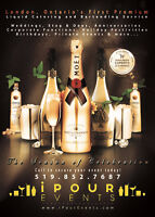 IPOUR EVENTS - LONDON'S LIQUID CATERING & BARTENDING SERVICE