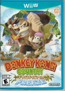 Donkey Kong Country Tropical Freeze for Nintendo Wii U