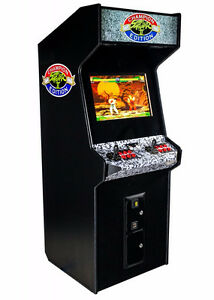 Premium Arcade Machine from California