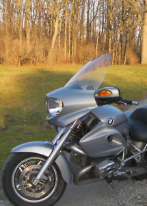 BMW R1200CL A Great Touring Bike