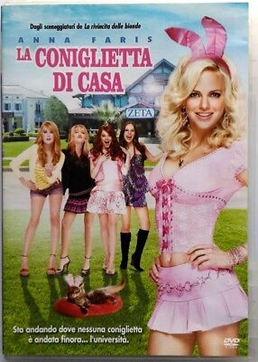 Dvd The Bunny home with Anna Faris 2008 Used