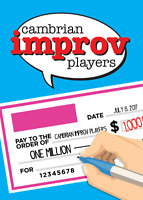 July Cambrian Improv Show at the finlandia