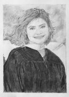 Drawing Portrait Art Service