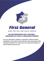 First General Saskatoon Seeks Administrative Superstar!