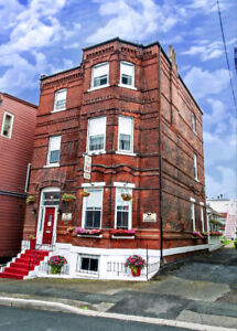 Furnished rooms for rent for the Winter in Uptown Saint John