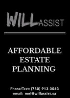 Wills, Enduring Powers of Attorney, Personal Directives