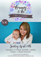 Mommy & Me Mini Sessions - Madison Avenue Photography