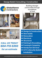 General Contractor - Electrical, Structural & Cosmetic Renos ⚒