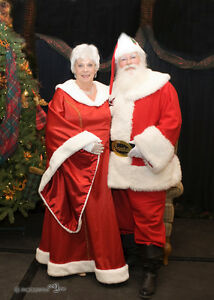Santa & Mrs Claus are looking for a place to rest