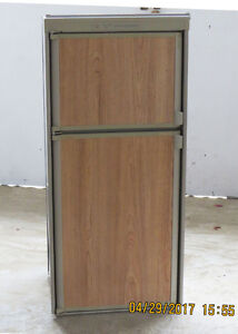 RV Refrigerator, used. Excellent working condition.