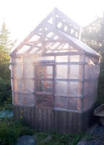 Green house 7x7