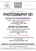 Photography 101 Classes For Beginers