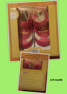 Robeez 6-9m, brand new, trade for Similac