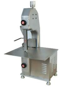 Title:Commercial Kitchen Electric Table Meat Band Saw 110V120321