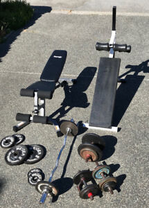 Weightlifting and Fitness Equipment for sale