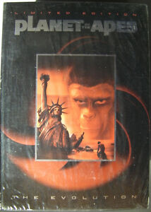 DVD - Planet of the Apes: The Evolution - Limited Edition