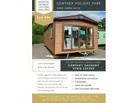 ABI Lodge Static for Sale in the Lake District near Ullswater / Penrith LOWTHER