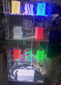 LED STRIPS LIGHT 5050, RGB LED, RGB LED RUNNING, LED 5050 DOUBLE
