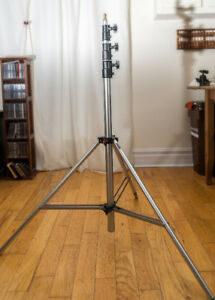 Manfrotto  support lumière / professional tripod-lightstand.