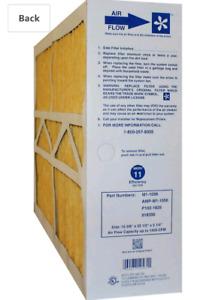 Furnace Filter size: 15 3/8 x 25 1/2 x 5 1/4