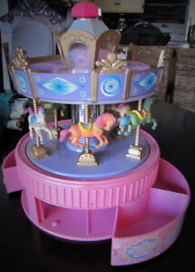 Musical Carousel and Storage