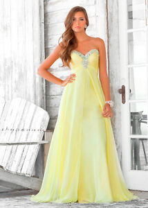 PROM DRESS MINT CONDITION