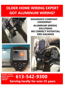 Awesome Aluminum Wiring Electricians And Electrical Services In Ontario Wiring Cloud Nuvitbieswglorg