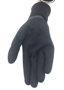 Terra Dipped Nitrile Foam Work Gloves -3-Pack, NEW - $20.00