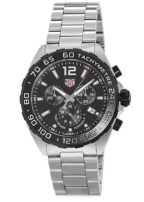 New Tag Heuer Formula 1 Quartz Chronograph Men's Watch CAZ1010.BA0842
