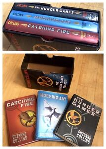 The Boxed Set of The Hunger Games Trilogy(3 hardcover books