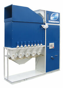 Grain cleaners Aero Dynamic