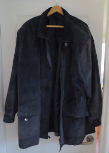 Real Suede 3/4 Jacket size 3