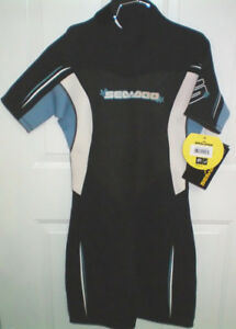 Seadoo VRP Wet Suit Womens Size 11/12 New with Tags