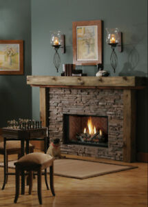 HUGE selection of Gas Fireplaces!