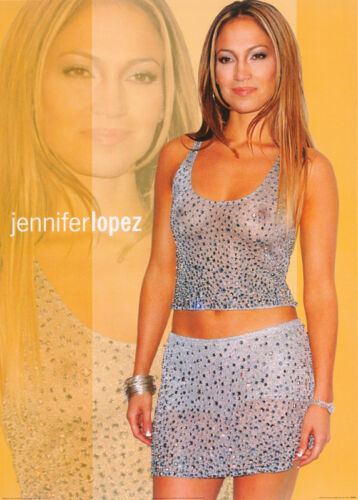 POSTER :MUSIC: YOUNG  JENNIFER LOPEZ -  FREE SHIPPING !   #PP0054    RC21 G